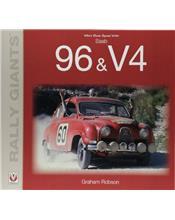 Saab 96 & V4 (Rally Giants Series)