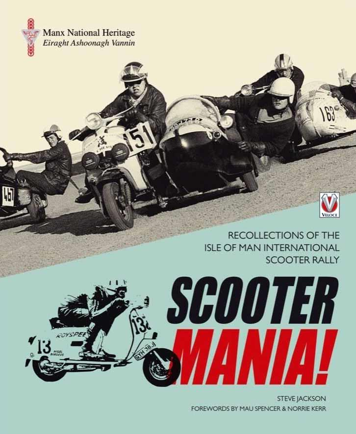 SCOOTER MANIA! - Front Cover