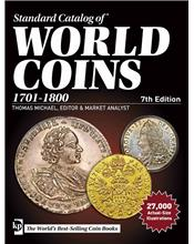 Standard Catalog of World Coins 1701 - 1800