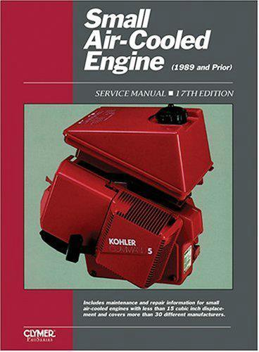 Small Air Cooled Engine pre-1989 and Prior