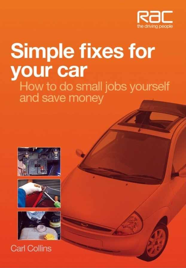 Simple Fixes for Your Car - Front Cover