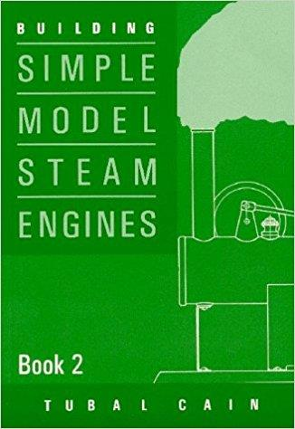 Building Simple Model Steam Engines : Book 2 - Front Cover