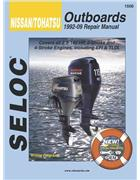 Nissan & Tohatsu Outboards 2 & 4 Stroke 1992 - 2009