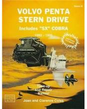 Volvo Penta Stern Drive (Includes SX Cobra Models) 1992 - 1995 Volume 3