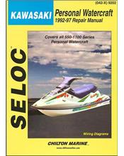 Kawasaki Personal Watercraft 1992 - 1997