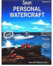 Yamaha Jet Ski PWC 1987 - 1991 Volume 3