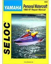 Yamaha Personal Watercraft 650, 700, 760, 1100 1992 - 1997