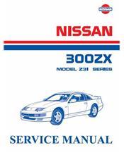 Nissan 300ZX (Z31) 1987 Service Manual Supplement-II