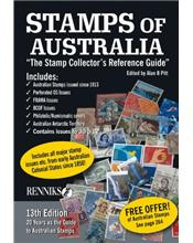 Renniks Stamps of Australia (13th Edition)