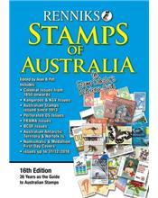Renniks Stamps of Australia (16th Edition)