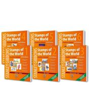 Stanley Gibbons : Stamps of the World 2018 Edition (6 Volume Set)