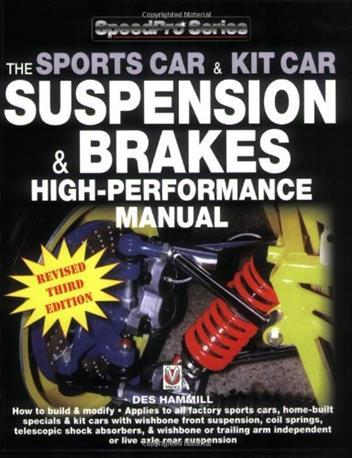 The Sportscar & Kitcar Suspension & Brakes High-Performance Manual