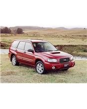 Subaru Forester 2006 Owners Manual