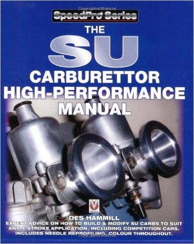 SU Carburettor High-Performance Manual - Front Cover
