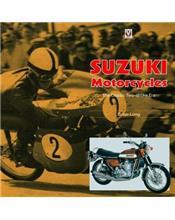 Suzuki Motorcycles : The Classic Two-stroke Era