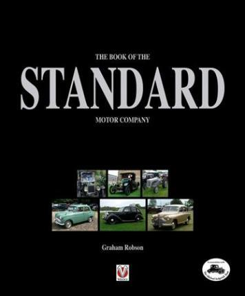 The Book of the Standard Motor Company - Front Cover