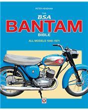 The BSA Bantam 1948 - 1971 Bible