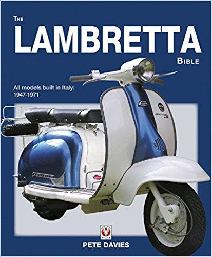 The Lambretta Bible : Softcover Edition - Front Cover