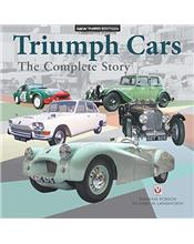 Triumph Cars - The Complete Story
