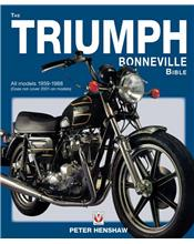 The Triumph Bonneville Bible 1959 - 1988