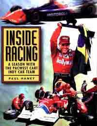 Inside Racing - Front Cover