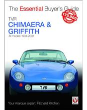 TVR Chimaera & Griffith The Essential Buyer's Guide