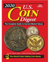 2020 U.S. Coin Digest (18th Edition)