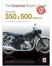 Velocette 350 & 500 Singles 1946 - 1970 : The Essential Buyers Guide