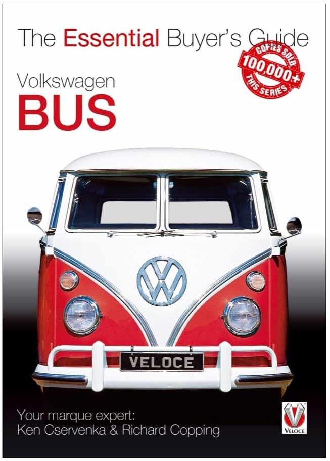 Volkswagen (VW) Bus : The Essential Buyers Guide - Front Cover