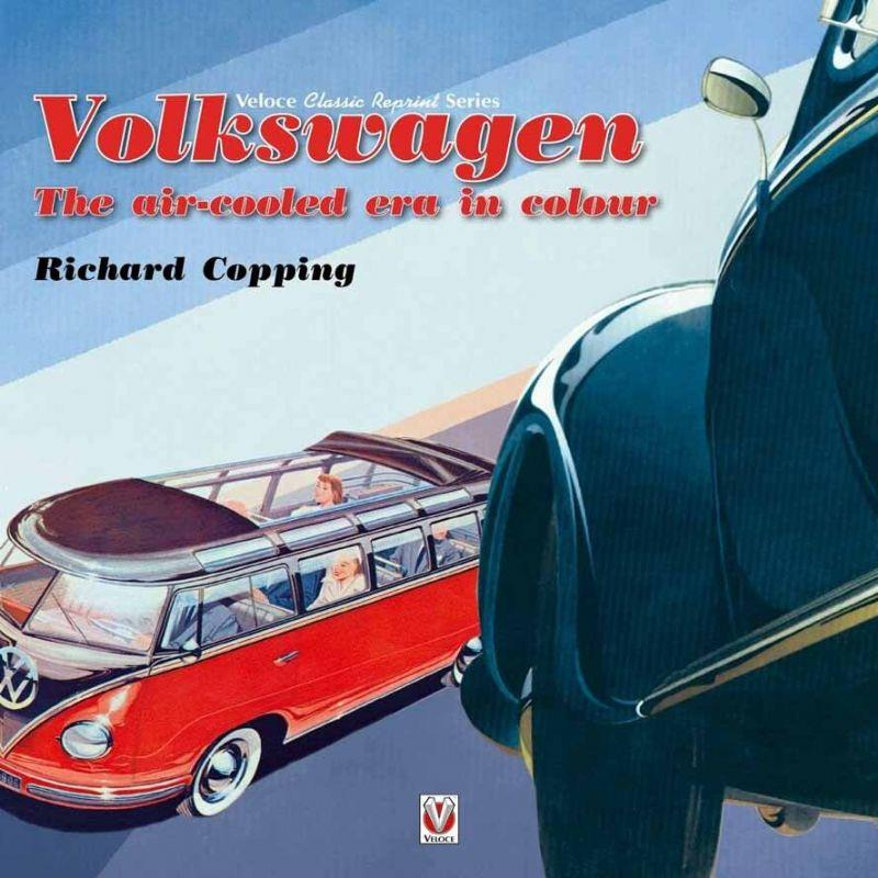 Volkswagen : The air-cooled era in colour - Front Cover