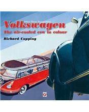 Volkswagen : The air-cooled era in colour