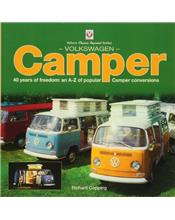 Volkswagen Camper 1950 - 1990 : 40 years of freedom
