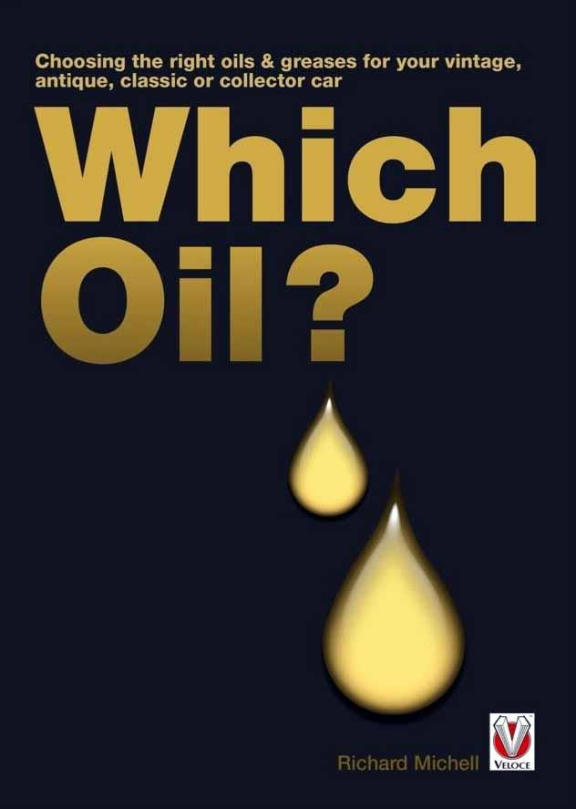 Which Oil? - Front Cover
