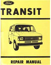 Ford Transit Van 1978 On Factory Repair Manual