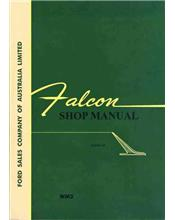 Ford Falcon XP 1965 - 1966 Factory Repair Manual