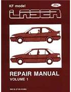 Ford Laser KF 1990 Factory Repair Manual: 3 Volume