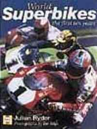 World Superbikes - Front Cover