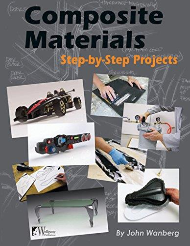 Composite Materials : Step-By-Step Projects - Front Cover