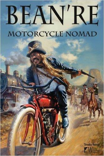Bean're : Motorcycle Nomad (Lifestyles) - Front Cover