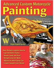 Advanced Custom Motorcycle Painting