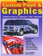 How To Custom Paint & Graphics - Front Cover