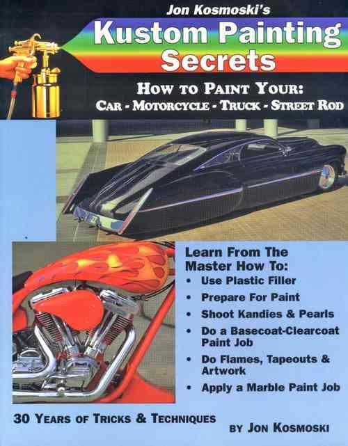 Kustom Painting Secrets - Front Cover