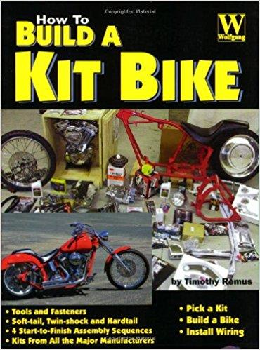 How to Build a Kit Bike - Front Cover