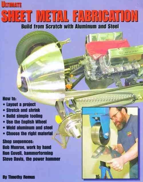 Ultimate Sheet Metal Fabrication - Front Cover