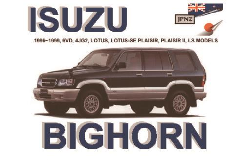 service manual pdf 1999 isuzu hombre engine repair. Black Bedroom Furniture Sets. Home Design Ideas