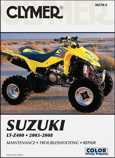 Suzuki Lt-z400 2003