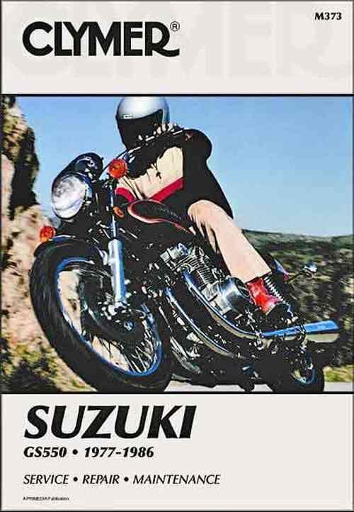Suzuki Gs550  Super Sport  Impulse 1977