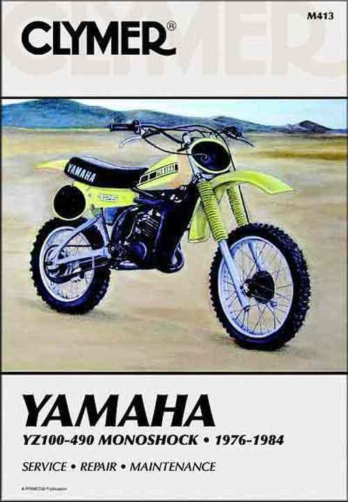 Yamaha It Service Manual