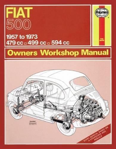 basic wiring diagrams fiat 500 1957 1973 haynes owners service  amp  repair manual  fiat 500 1957 1973 haynes owners service  amp  repair manual