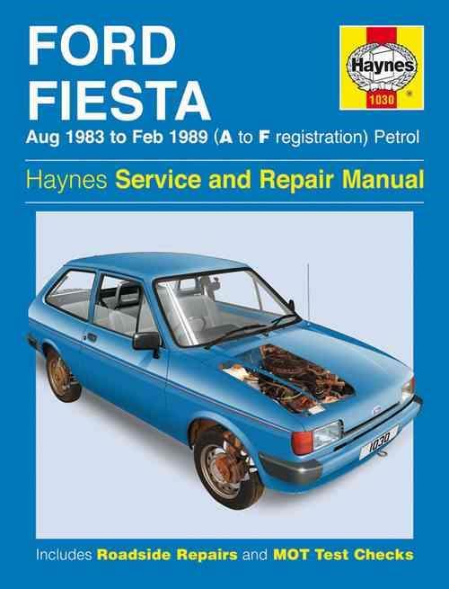 Ford Fiesta Petrol 1983